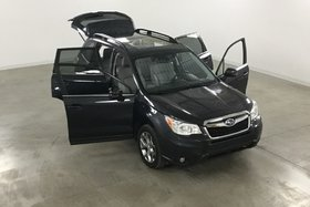 Subaru Forester Limited 2.5i GPS*Cuir*Toit Pano*Camera Recul* 2015