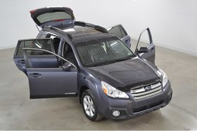 Subaru Outback 2.5i Limited AWD GPS*Cuir*Toit Pano*Camera Recul 2014