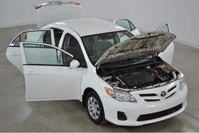 2012 Toyota Corolla CE Gr.Commodite*Climatiseur*Automatique