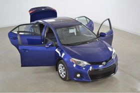 Toyota Corolla S Fogs*Bluetooth*Sieges Chauffants*Camera Recul 2014
