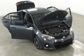 Toyota Corolla S Tech. GPS*Cuir*Toit*Camera Recul* 2014