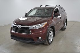2015 Toyota Highlander Limited 4WD GPS*Cuir*Toit Ouvrant*Camera Recul*