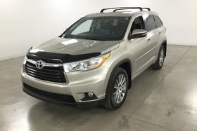 2015 Toyota Highlander XLE GPS*Cuir*Toit*Camera Recul* 8 Passagers