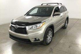 Toyota Highlander XLE GPS*Cuir*Toit*Camera Recul* 8 Passagers 2015