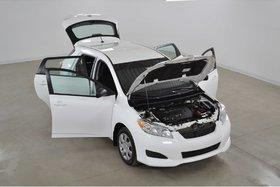 2014 Toyota Matrix 1.8L Gr.Electrique*Bluetooth*Climatiseur* Autom.