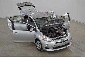 Toyota Prius C Hybride Bluetooth*Gr.Electrique*Climatiseur* 2014
