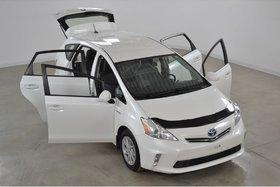 Toyota Prius v Hybride GPS*Cuir*Bluetooth*Camera Recul* 2013