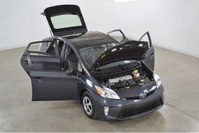 2013 Toyota Prius Hybride Technologie GPS*Cuir*Toit Panoramique*