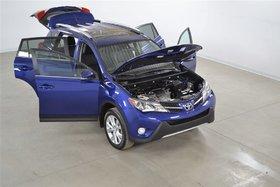 Toyota RAV4 Limited 4WD GPS*Cuir*Toit*Bluetooth*Camera Recul 2014