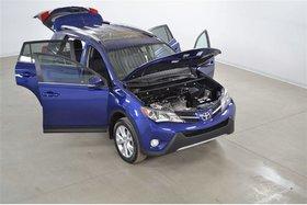 2014 Toyota RAV4 Limited 4WD GPS*Cuir*Toit*Bluetooth*Camera Recul