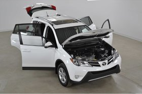 2014 Toyota RAV4 XLE 4WD Toit*Mags*Camera Recul*Sieges Chauffants