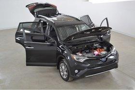 Toyota RAV4 Hybrid Limited GPS*Cuir*Toit*JBL*Garantie PEA 2016