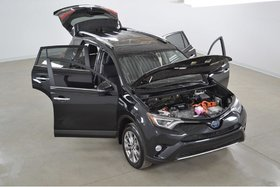 2016 Toyota RAV4 Limited GPS*Cuir*Toit*JBL*Garantie PEA