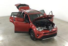 Toyota RAV4 SE 4WD GPS*Cuir*Toit Ouvrant*Camera Recul* 2016