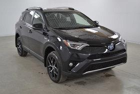 Toyota RAV4 SE, cuir, toit, navigation, camera recul 2018