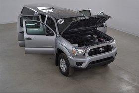 Toyota Tacoma 4x4 V6 Double Cab SR5 Boite Fibrobec 2014