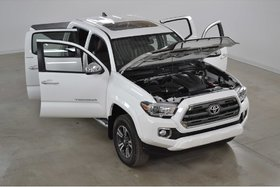 Toyota Tacoma Limited V6 4x4 Double Cab GPS*Cuir*Toit Ouvrant* 2016