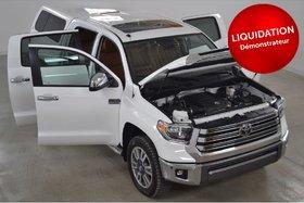 2018 Toyota Tundra Platinum,CUIR,TOIT ,MAG