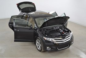 2015 Toyota Venza V6 4WD Limited GPS*Cuir*JBL*Toit Panoramique