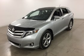 2016 Toyota Venza Limited GPS*JBL*Toit*Cuir*PEA 2023-120 000 Km