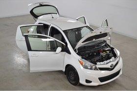 2012 Toyota Yaris LE HB 5 P.Bluetooth* Gr.Electrique*Climatiseur*