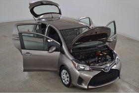 Toyota Yaris LE HB 5 P. Bluetooth*Gr.Electrique*Climatiseur* 2015