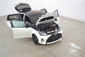 Toyota Yaris SE HB 5 Portes Edition Speciale Noir/Blanc 2016