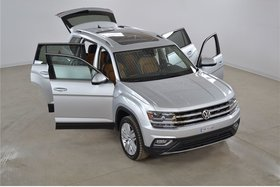 Volkswagen Atlas Execline 4Motion GPS*Cuir*Toit Pano*Camera Recul 2018