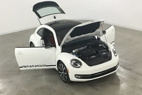 Volkswagen Beetle Coupe 2.0T Turbo*Cuir Rouge*Toit Panoramique* 2013