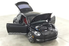 Volkswagen Beetle Coupe 2.0 T GPS*Cuir Rouge*Toit Pano*Camera* Manuelle 2013