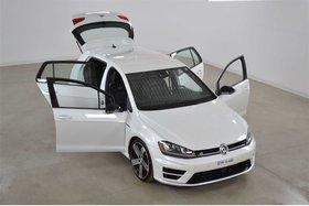 Volkswagen Golf R Tech GPS*Fender*Cuir*Camera Recul* DSG 2016