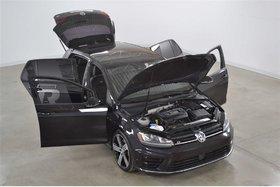 Volkswagen Golf R 2.0T 4Motion Tech Radar*GPS*Cuir*Fender* Manuelle 2016
