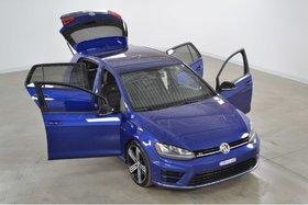 Volkswagen Golf R 2.0T 4Motion GPS*Cuir*Fender* Manuelle 2016