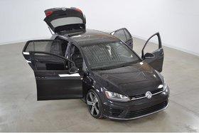 Volkswagen Golf R 2.0T 4Motion GPS*Cuir*Fender* DSG 2016