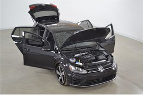 Volkswagen Golf R Tech GPS*Radar*ParkAssist*Cuir*Camera Recul* DSG 2017