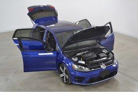 Volkswagen Golf R Tech Pack*Nav*Fender*Cuir* 2017