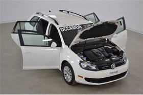 2014 Volkswagen Golf wagon 2.5L Trendline Sieges Chauffants Automatique