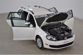 2014 Volkswagen Golf wagon 2.5L Trendline Sieges Chauffants Automatique