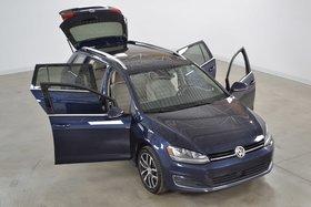 Volkswagen Golf wagon 1.8 TSi Highline GPS*Cuir*Toit Pano*Camera Recul* 2015