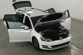 2015 Volkswagen Golf wagon 1.8 TSi Comfortline Cuir*Camera Recul*