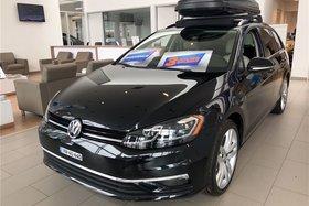 Volkswagen Golf wagon 1.8 TSI Highline 2018