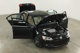 Volkswagen Jetta TDi Highline GPS*Cuir*Toit Ouvrant* Automatique 2013