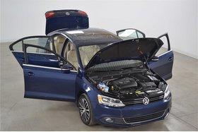 2014 Volkswagen Jetta 1.8 TSi Highline GPS*Fender*Cuir*Toit*Camera*