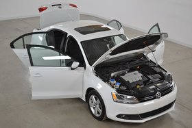 Volkswagen Jetta TDi Comfortline Toit Ouvrant*Mags* DSG 2014