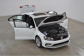 Volkswagen Jetta GLI 2.0T Autobahn GPS*Cuir*Toit*Fender* 2016