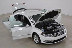 Volkswagen Passat CC 2.0T Sportline Cuir+Camera de Recul Automatique 2015