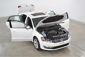 2015 Volkswagen Passat 1.8 TSi Highline GPS*Cuir*Toit*Camera Recul*
