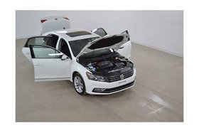 2016 Volkswagen Passat 1.8 TSi Highline GPS*Cuir*Toit*Camera Recul