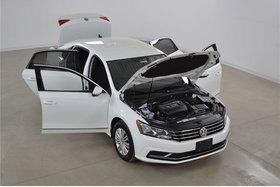 2016 Volkswagen Passat 1.8 TSi Trendline Sieges Chauffants*Camera Recul