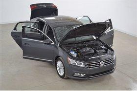 2016 Volkswagen Passat 1.8 TSi Comfortline*Nav*Toit Ouvrant*Camera Recul*